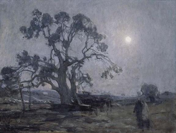 Henry Ossawa Tanner - Abraham's Oak