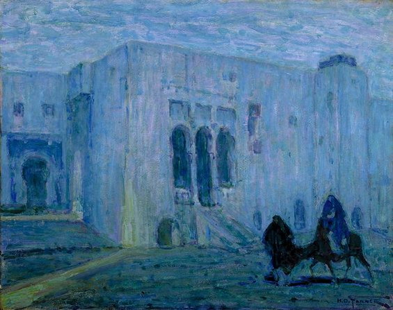 Henry Ossawa Tanner - Palace of Justice, Tangier
