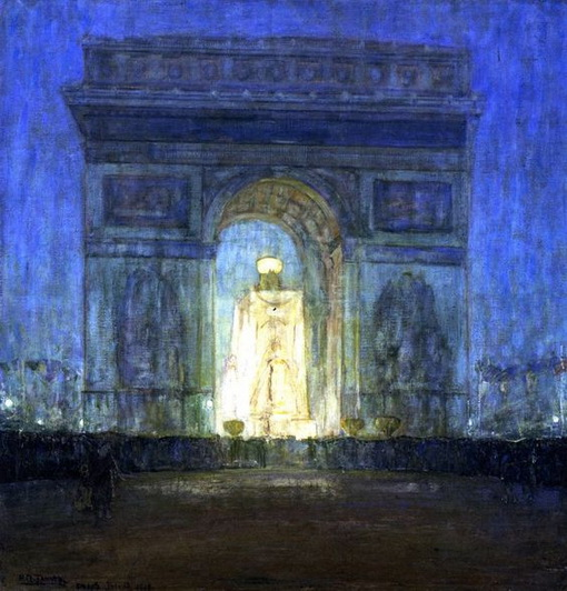 Henry Ossawa Tanner - The Arch