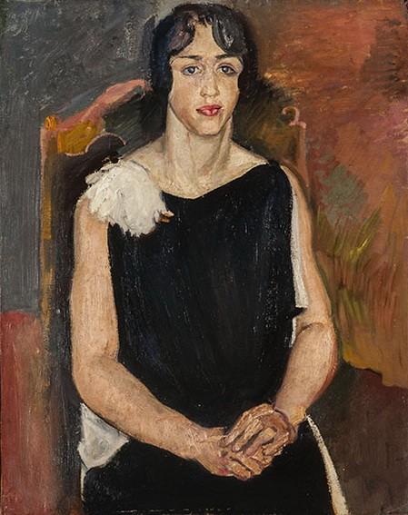 Pierre Daura - the artist's wife