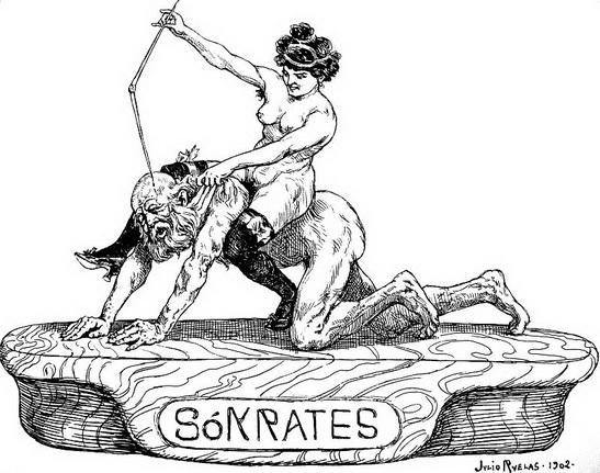 Julio Ruelas - Sokrates