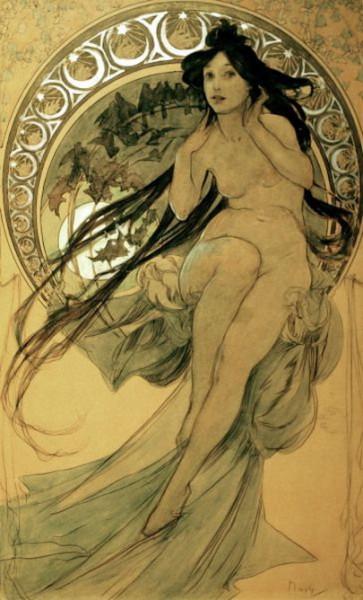 Alfons  Mucha -  4
