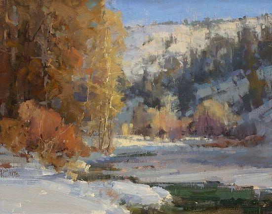 Cathryn Stats - Provo Winter River