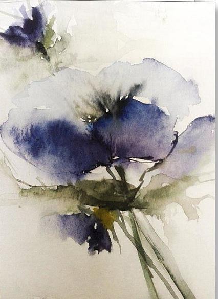 Annemiek Groenhout - Blue Anemone
