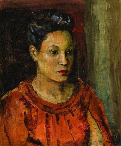 Lois Mailou Jones - Babelle