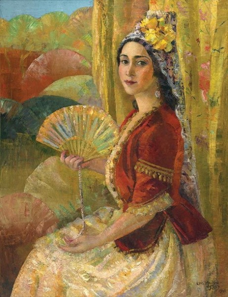 Lois Mailou Jones - Lillian Evanti