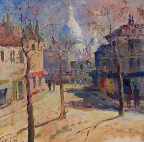 Mogens Christian Vantore - SPRING IN PARIS