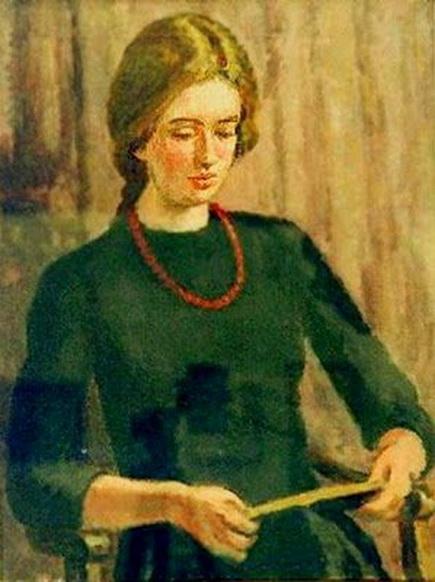 Vanessa Bell  Amaryllis