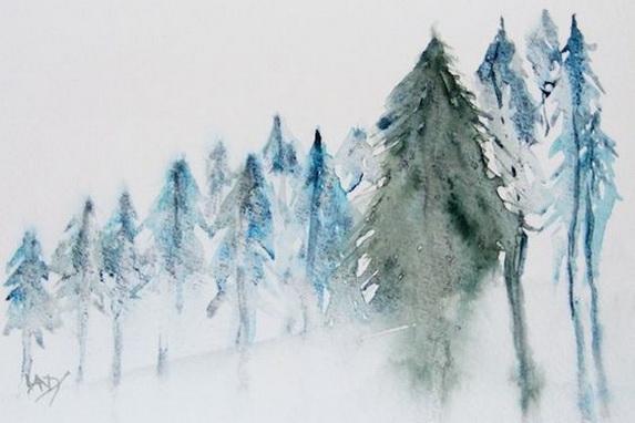 Vandy Massey - Ascending Pines