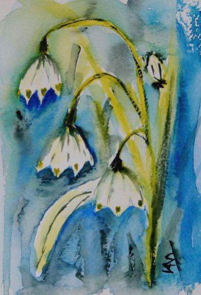 Vandy Massey - Bell Snowdrops