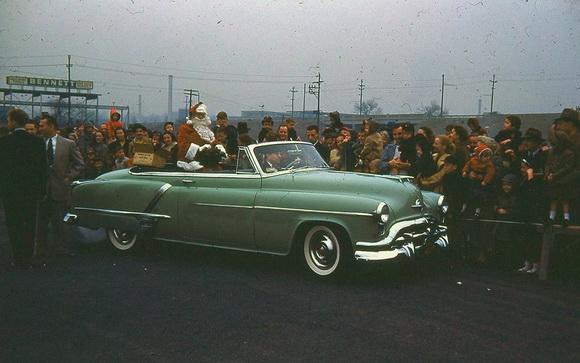 США  50-е годы