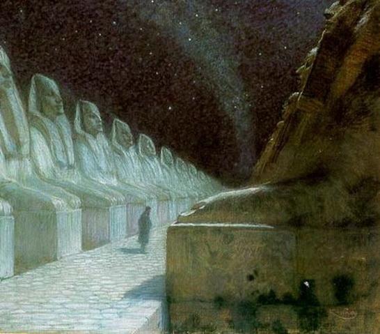 Frantisek Kupka - The Way of Silence