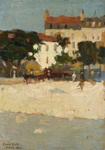 Frank Edwin Scott -