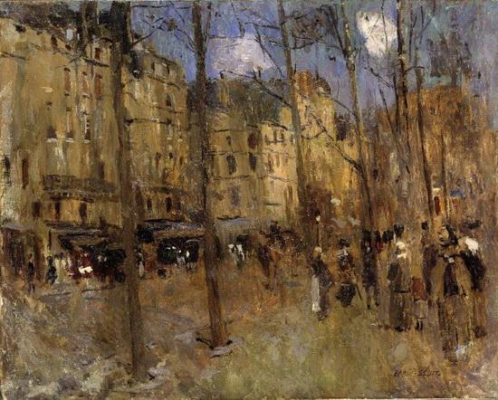 Frank Edwin Scott - Boulevard St. Germain