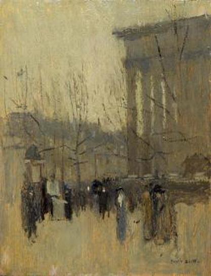 Frank Edwin Scott - LA MADELEINE NO. IV