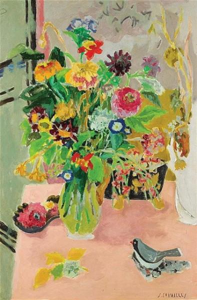 Jules Cavailles - Bouquet de ...