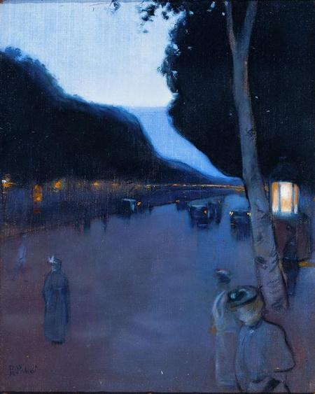 Ramon Pichot I girones - Paris Boulevard