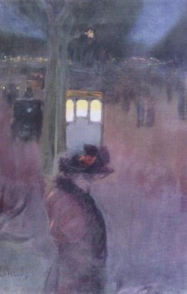 Ramon Pichot I girones - Paris, la nuit