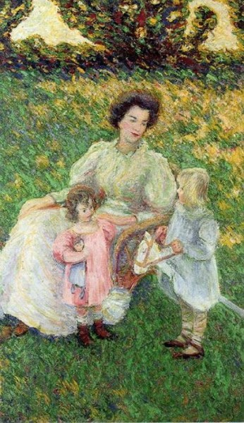 Theodore Earl Butler - Suzanne, Jimmy and Lily