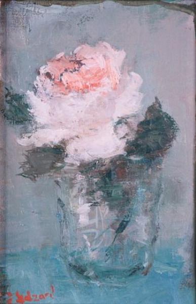 Dietz Edzard - Rose in Glass