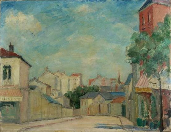 Dietz Edzard - Rue de L'Admiral Mouchez