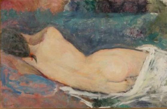 Dietz Edzard - sleeping nude