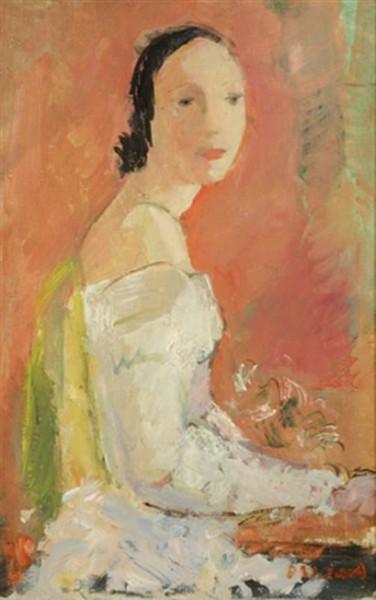 Dietz Edzard - the white dress