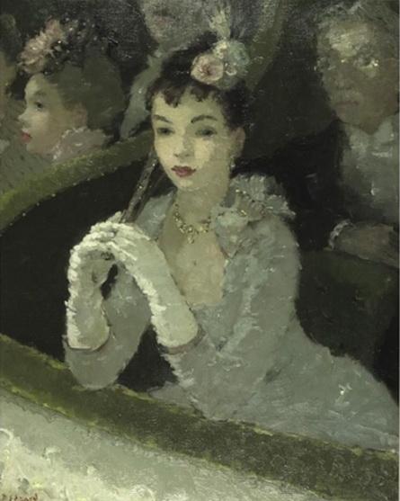 Dietz Edzard - femme lopera