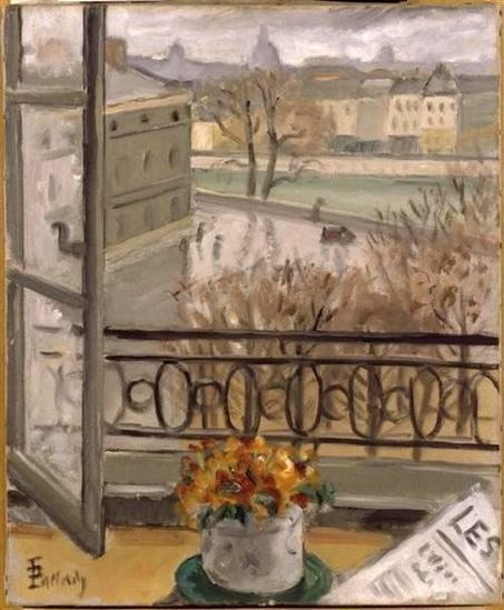 Theodor Pallady - Flowers in the Window
