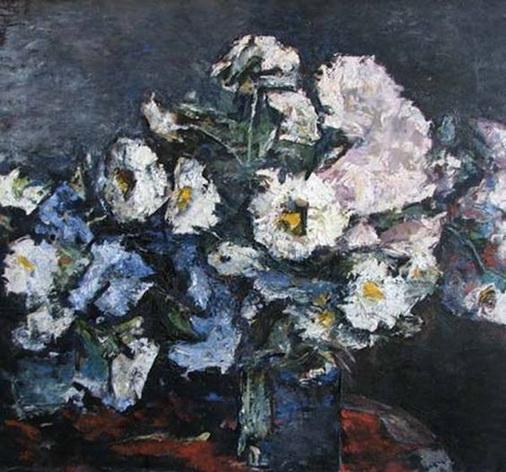 Theodor Pallady - Still life with flowers