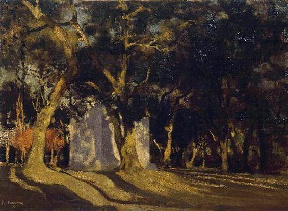 Henri Evenepoel - Het eremonument