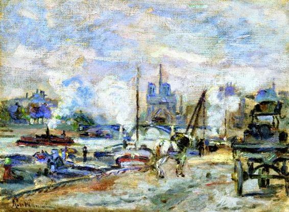 Armand Guillaumin - Notre Dame de Paris