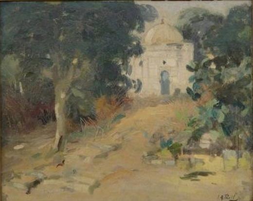 Elie Anatole Pavil -  Un mausolee