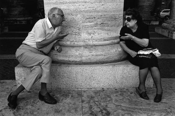 Richard Kalvar  St. Peter's Square, Rome