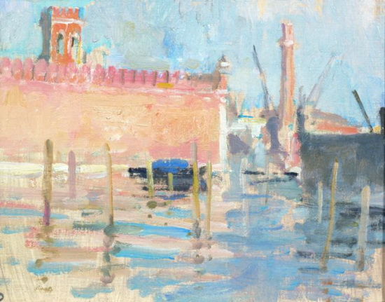 Bernard Dunstan - Venice