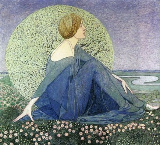 Heinrich Vogeler - Dreams