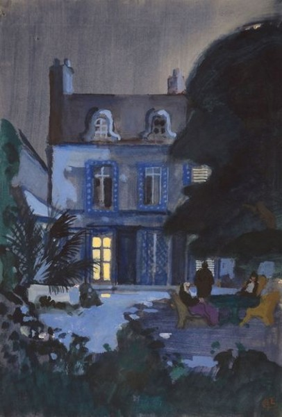 Bernard Lamotte - Dans le jardin de Combray