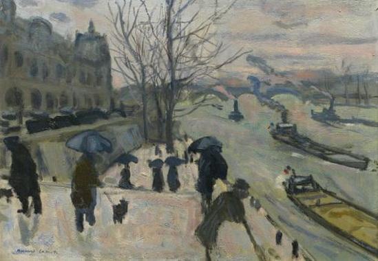 Bernard Lamotte - Quai d'Orsay