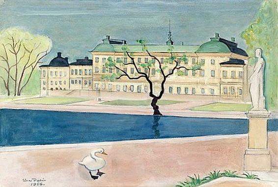 Einar Jolin - Drottingholm.