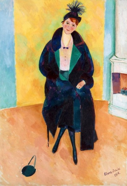 Einar Jolin - LADY IN BLUE