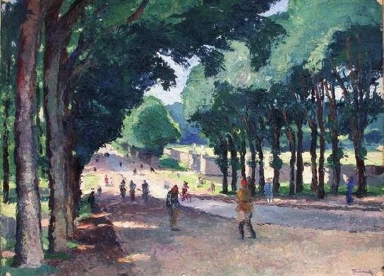 Gaston Balande - Le Parc