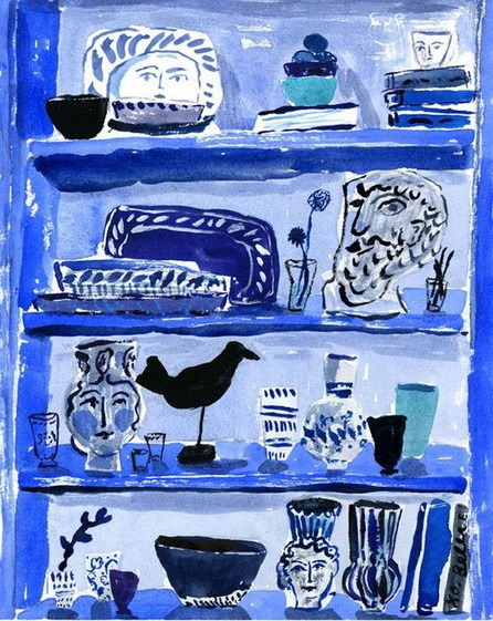 Bella Foster Bookshelf