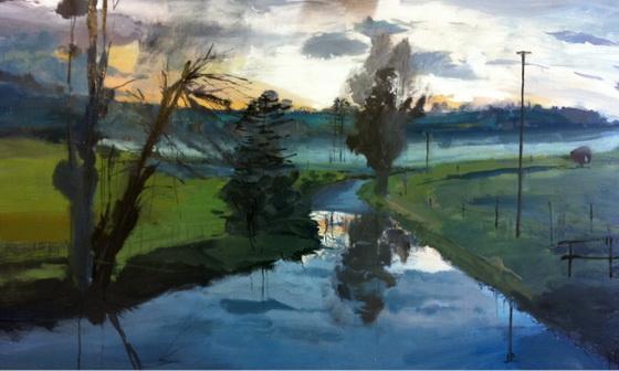Karen Bowers -  River Coln