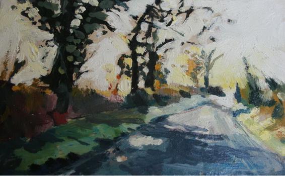 Karen Bowers -  Road to School
