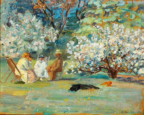 Anna Ancher - 3