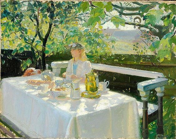 Anna Ancher - Lunchtime