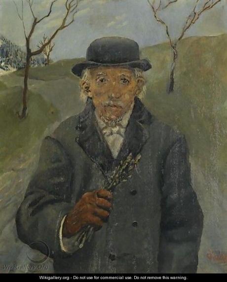 Christian Krohg - Onkel Joachim
