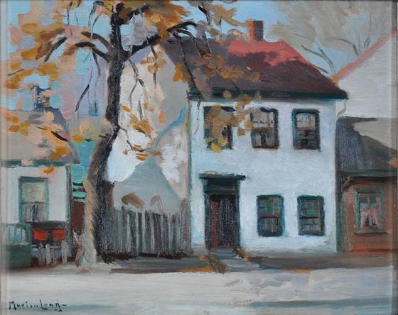 Marion Long - White House