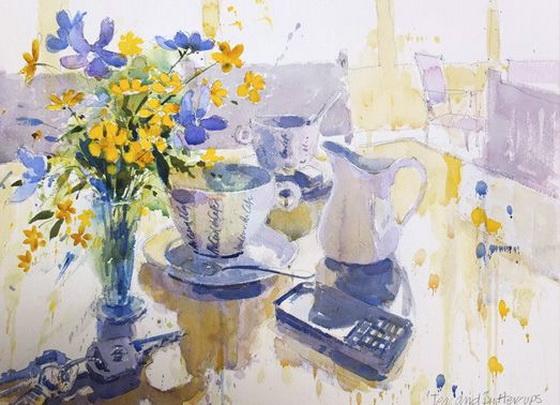 Nigel Fletcher - Tea and Buttercups