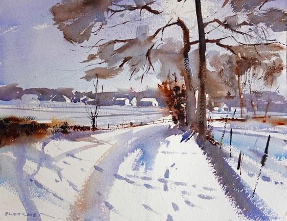 Nigel Fletcher - Winter Sunlight